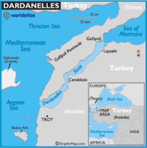 Dardanelles Plan