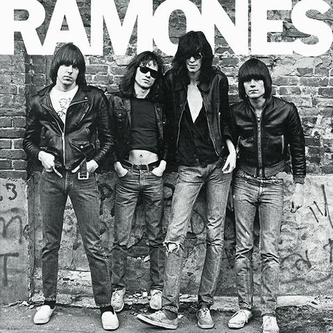 The Ramones hit the punk rock scene head on