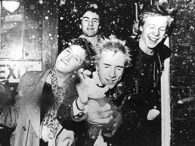 Birth of the Sex Pistols