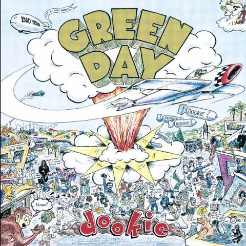 The release of Dookie and the rise of pop punk