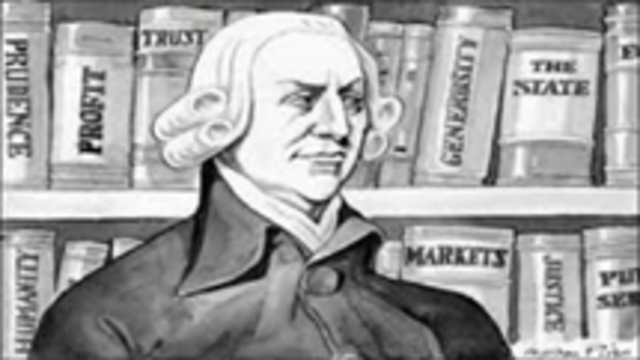 Nace Adam Smith