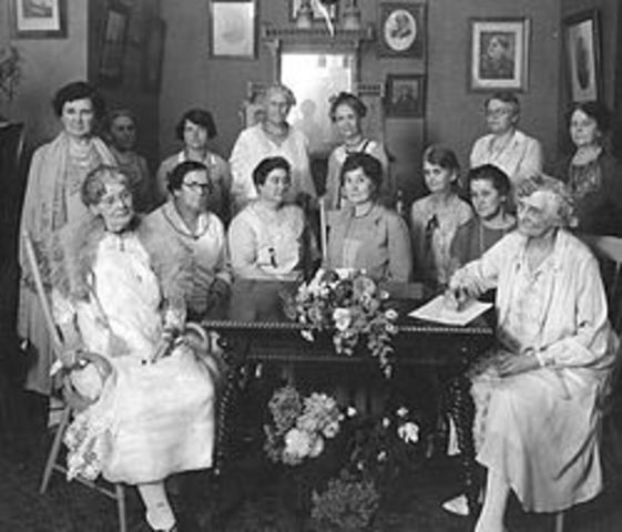 Women's Chrisitan Temperance Union