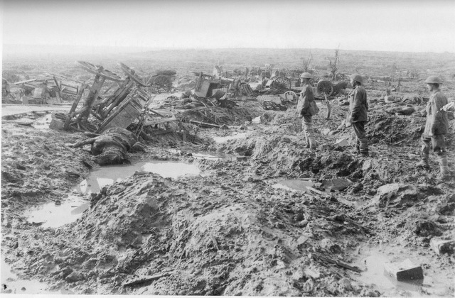 The Battle of the Ypres Salient