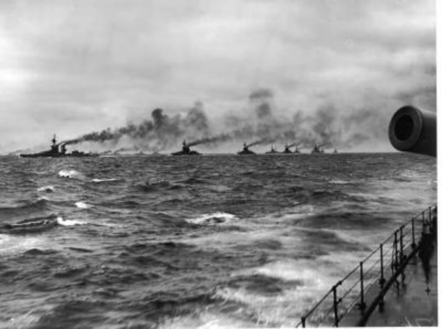 The Battle of the Jutland