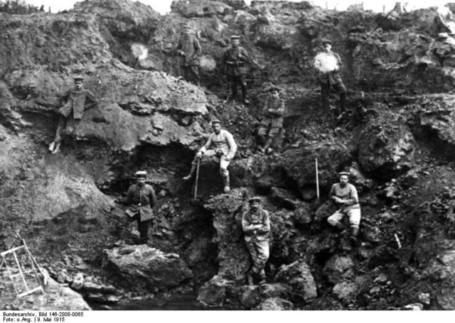The Battle of the fromelles