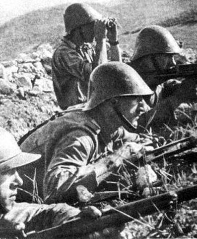 The Battle of the Verdun
