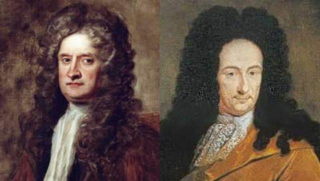 Se crea, casi simultáneamente, el Cálculo Infinitesimal por Newton y Leibniz.