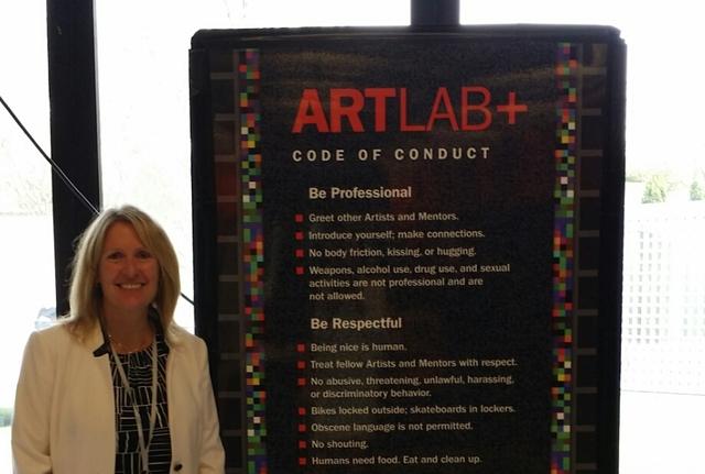 Smithsonian Art Lab