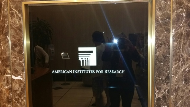American Institute of Research