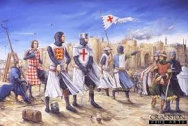finaliza la  tercera cruzada