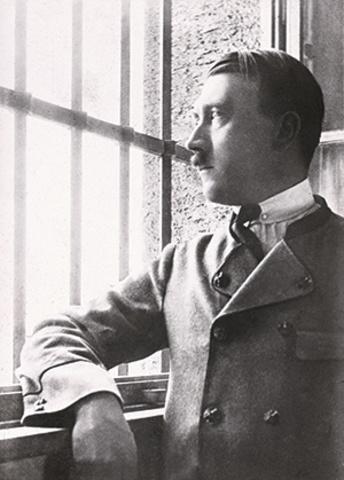 Hitler in Jail