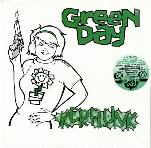 Kerplunk's release and Green Day rise to fame