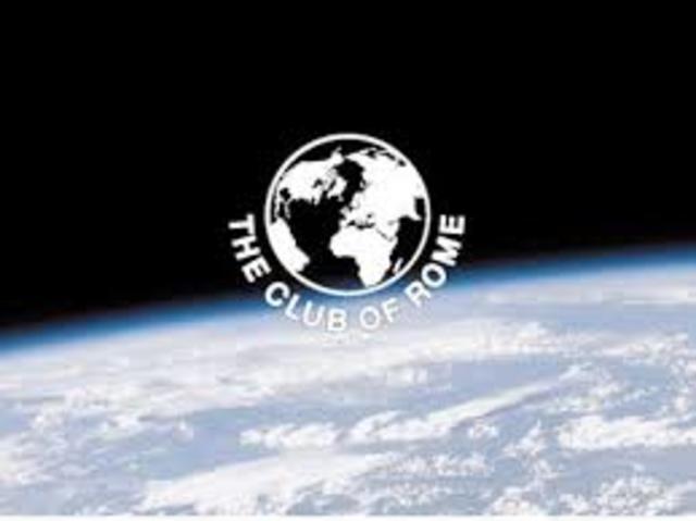 Creacion del Club de Roma