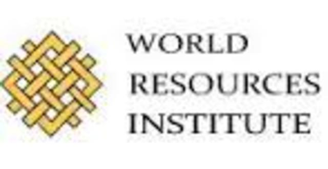 Creación del Instituto de Recursos Mundiales (WRI) en USA