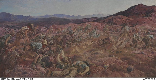 Charge at the Nek