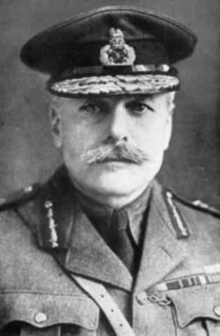 New British commander