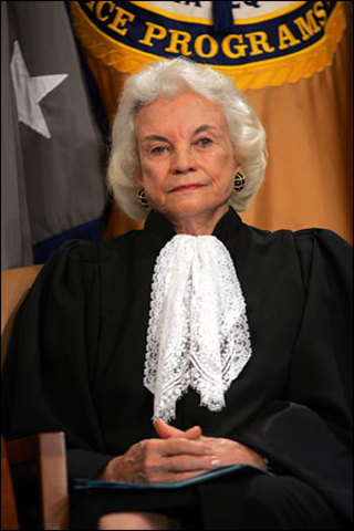 First Woman in Supreme Court