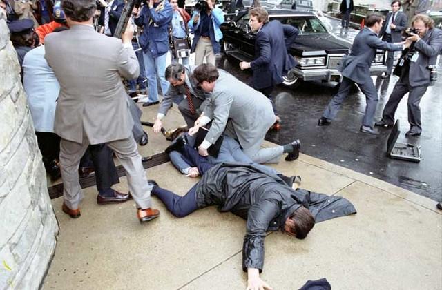 Assassination Attempt on President Reagan