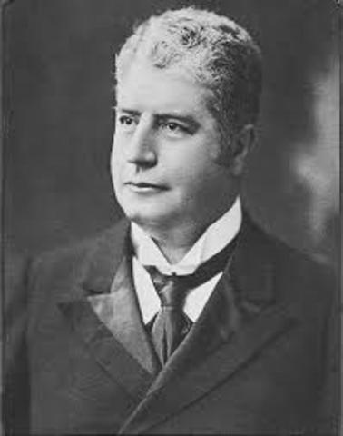 First Prime Minister of Australia