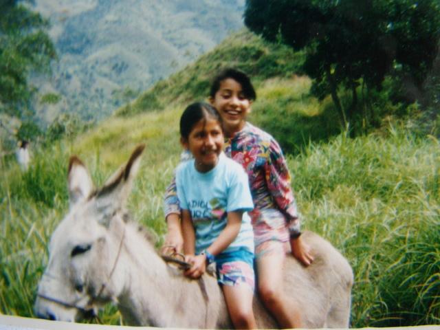 Finca de los Abuelos de mi prima en Pacho, Cundinamarca