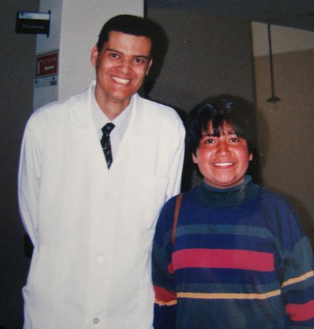En el Hospital la Samaritana de Bogotá