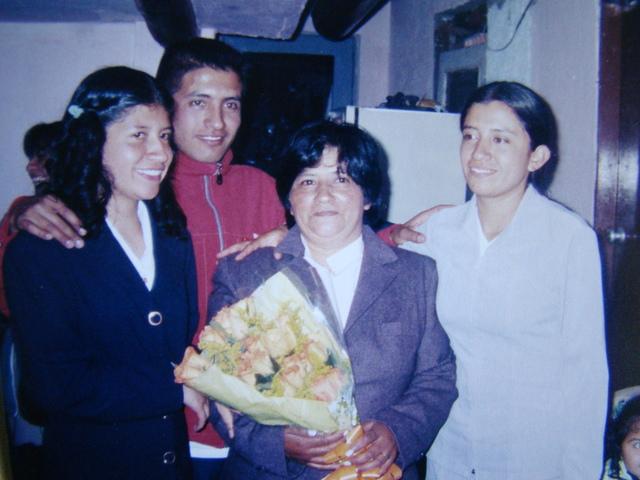 Cumpleaños número 50 de mi madre