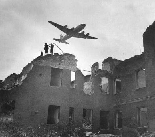 Berlin Blockade Start