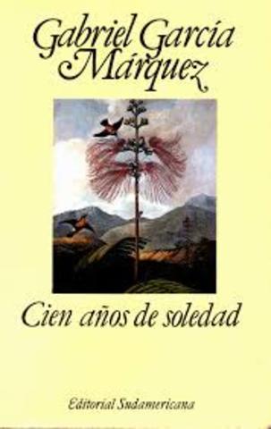"""Novela: """"Cien años de Soledad"""""""