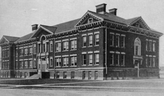 First Junior High School