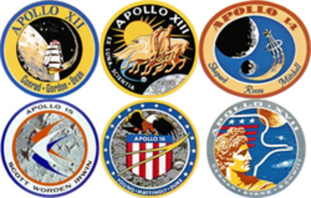 Project Mercury and Gemini  1961-1966