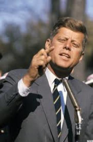JFK orders