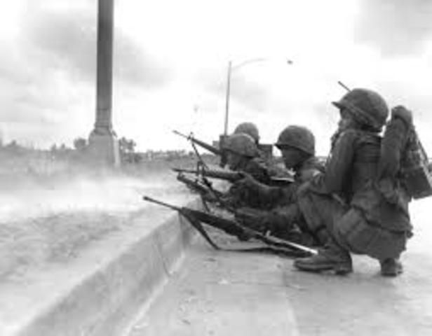 American Troops