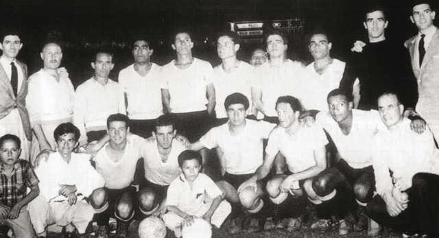 Argentina vs Uruguay,  Campeonato Sudamericano 1959 (Ecuador)
