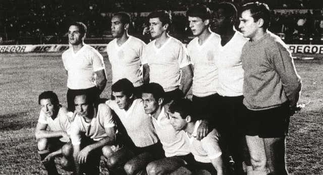 Argentina vs Uruguay, Campeonato Sudamericano 1967