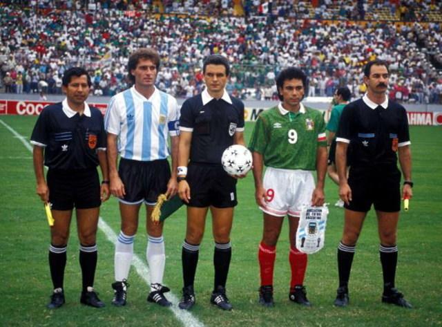 Argentina vs México, Copa América 1993
