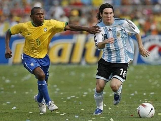 Argentina vs Brasil, Copa America 2007