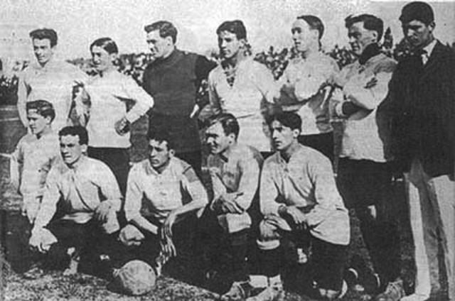 Argentina vs Uruguay, Campeonato Sudamericano 1917