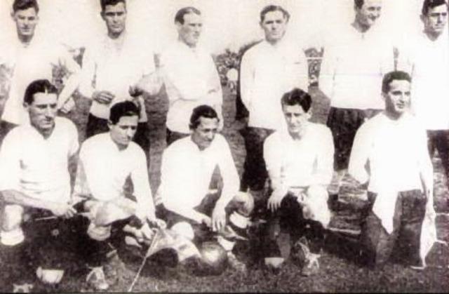 Argentina vs Uruguay, Campeonato Sudamericano 1921