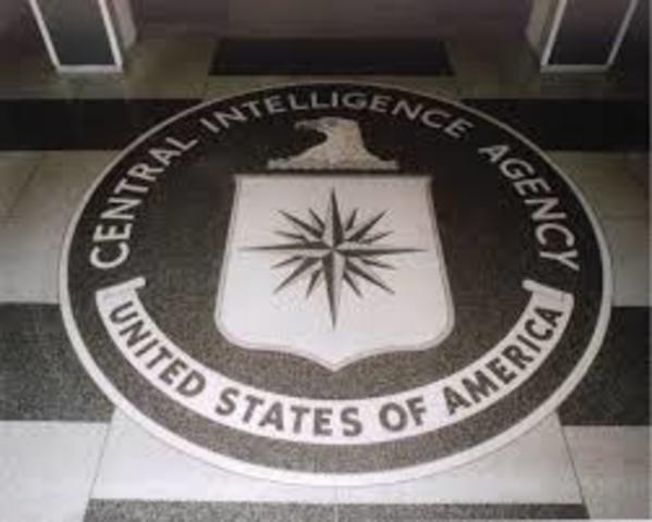 Formation of CIA
