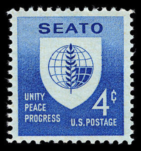 SEATO Established