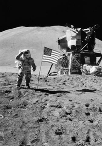 Man walks on Moon