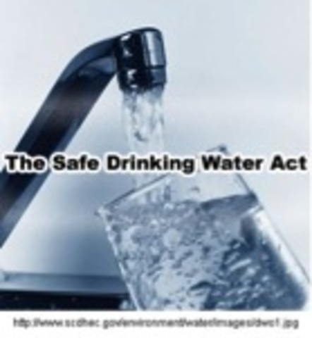 Safe Drinking Water Act (1974)