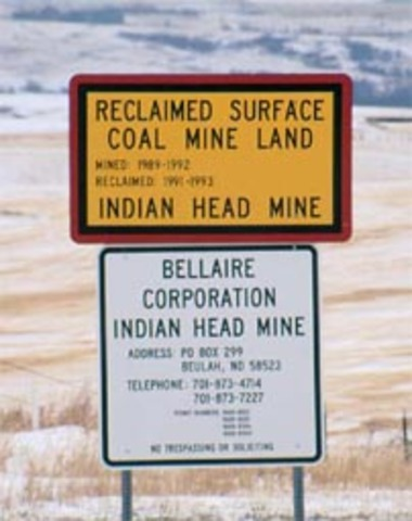 Surface Mining Control and Reclamation Act (1977)