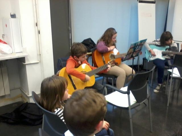 Classes de guitarra!