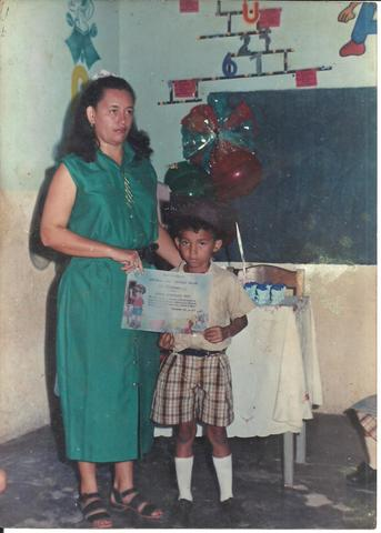 Primera Graduación