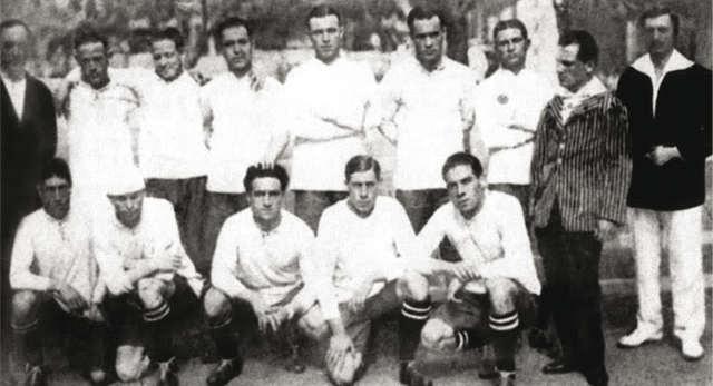 Argentina vs Uruguay, Campeonato Sudamericano 1920