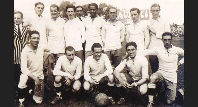Argentina vs Uruguay, Campeonato Sudamericano 1923