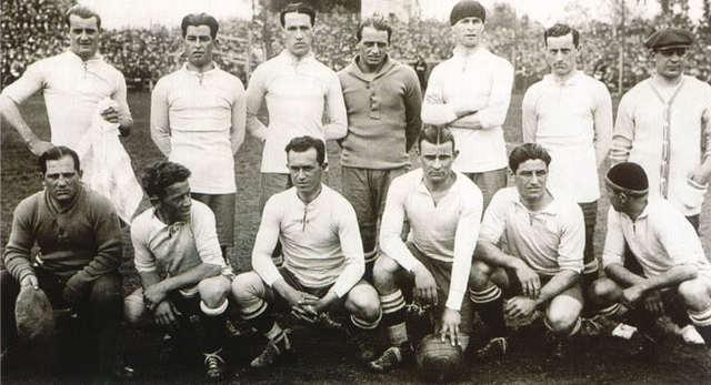 Argentina vs Uruguay, Campeonato sudamericano 1924