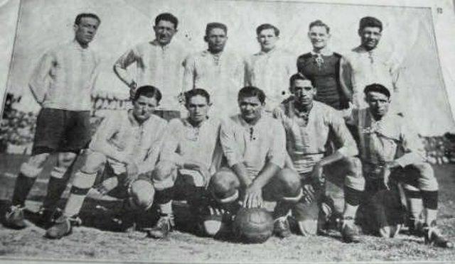 Argentina vs Brasil, Campeonato Sudamericano 1925