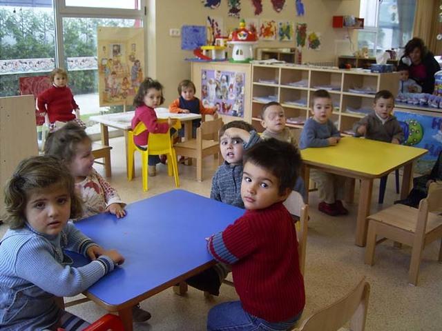 Primer contacto con la escuelas